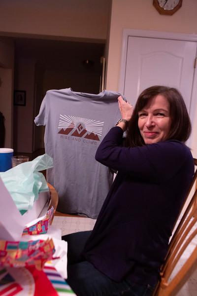 Maryellen's Birthday with Lisa 2019