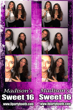 Madison's Sweet 16 9/17/12