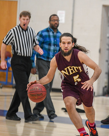20181207 - NHTI @ CSJ - Mens Basketball