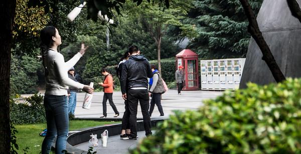 Shanghai Juggler