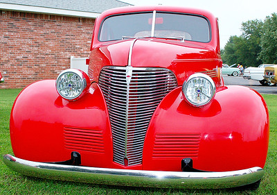 Tyro Kansas Christian Church Car Show