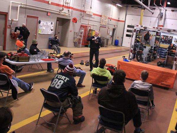 Holmatro Rescue Equipment