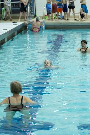 Swimming - Skills