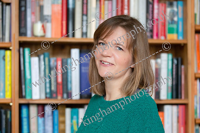 Annie Lyons, Author headshots