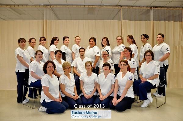 2013 EMCC Nurse's Program