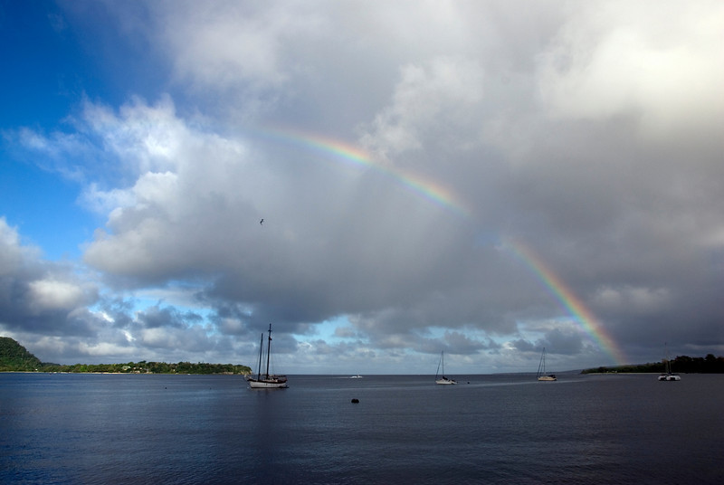 Rainbow at Port Vila 2 - Vanuatu