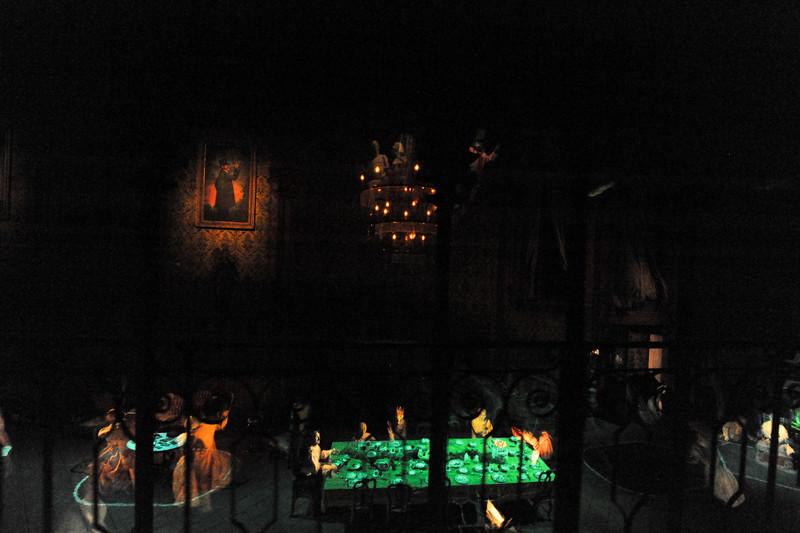 Haunted Mansion - Ballroom
