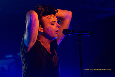 GARY NUMAN Black Cat, October  27, 2013