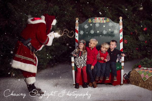 Jones Christmas Mini 2016