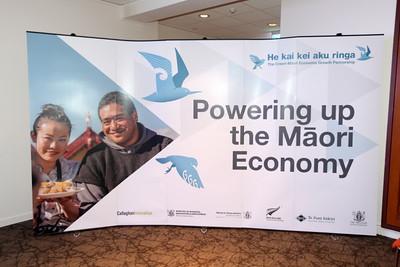 Morning Tea Break National Maori Manuka Conference