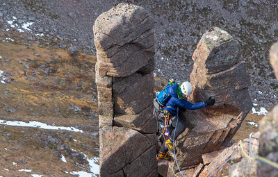 02 Cairngorms - Fingers Ridge