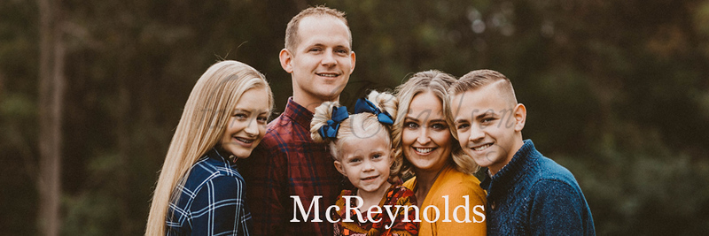 McReynolds family