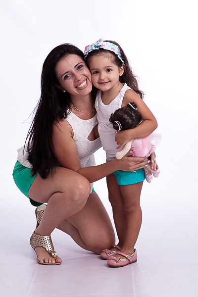 Maria Fernanda e Vivian