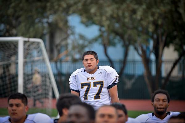 Miami Senior High Football