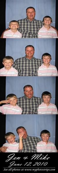 Jen & Mike (6/12/2010)
