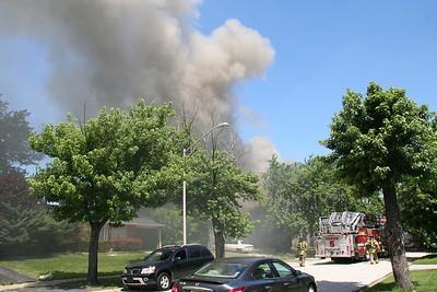 MATTESON IL, STILL & BOX ALARM 7-4-2011
