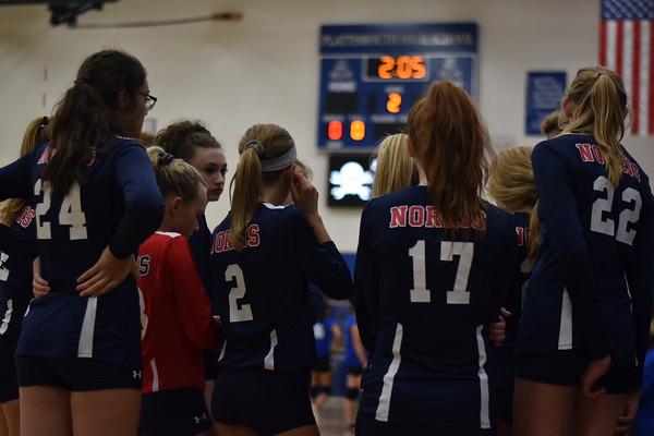 8th Volleyball vs. Plattsmouth