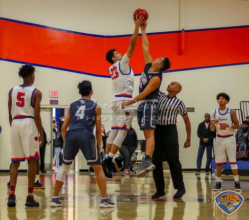 2018 - Kimball vs. Dougherty Valley - Varsity Basketball