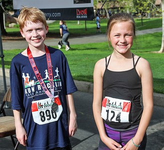 2019-04-07 Run Rocklin half-marathon