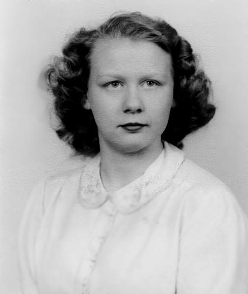 Helen Williams (My Grandmother)