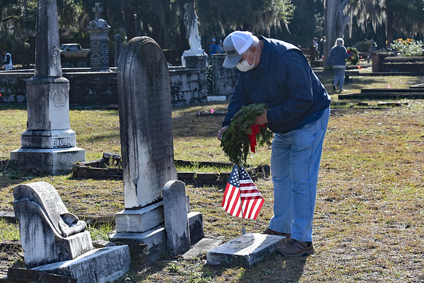 OGCS Wreaths Across America Wreath Laying STILLS 12-19-20