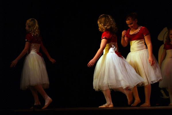 Angel - 5th grade ballet