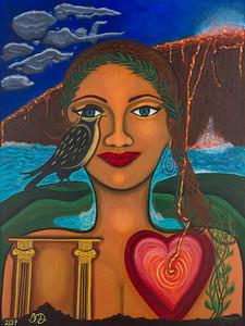 My Legendary Self (Fantasy DNA) by Barbara Daughter