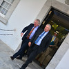 British Minister of State for Policing visits Gibraltar Chief Minister