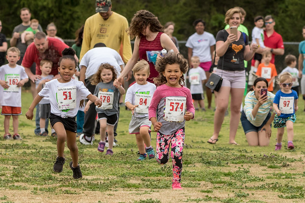 2018 Healthy Kids Running Series Spring