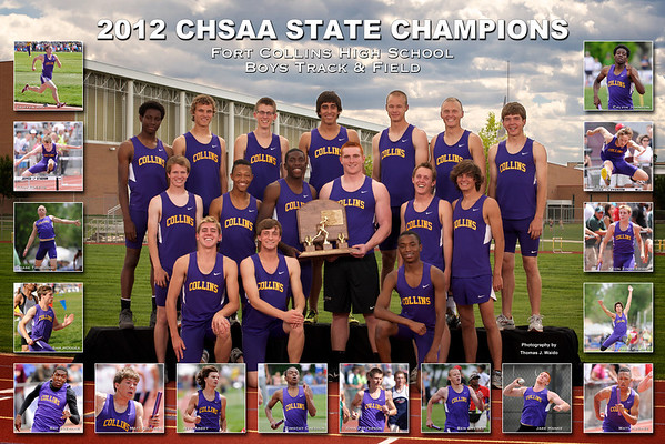 2012 FCHS Track and Field