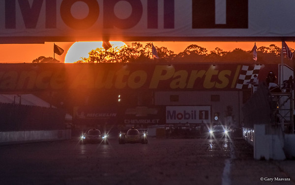 Mobil 1 12 Hours of Sebring race
