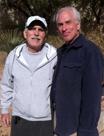 13-01-10 Scott Matheson & Bill in Mesquite