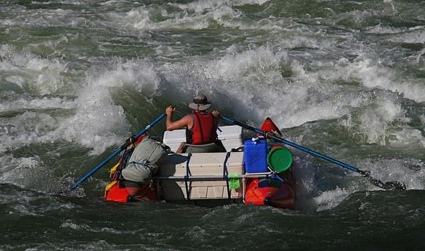 Main Salmon Raft - 2010