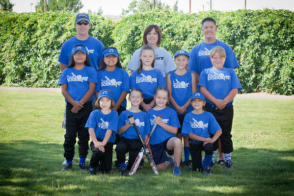 Lady Dodgers 2011