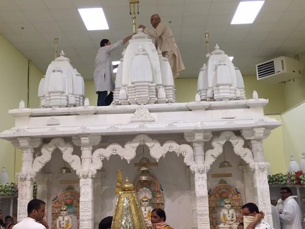 JTVA 1st Anniversary Dhaja