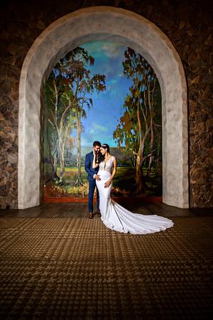 Mina & Farzad Wedding