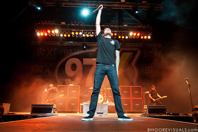 A Day To Remember - 97X Next Big Thing - 12/3/11