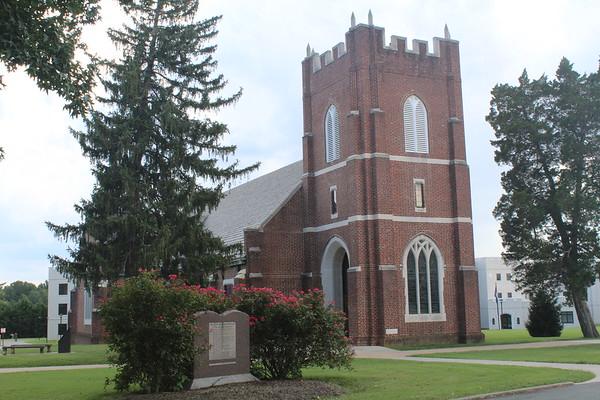 Wicker Chapel