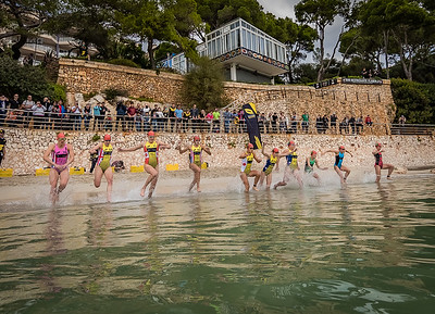 Women's Sprint Enduro FINALS Mallorca 2018 Day 2