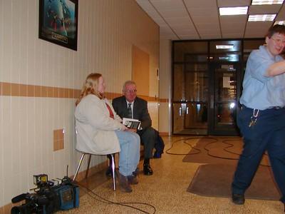 2005-10-28 TV-13 PHS Interview
