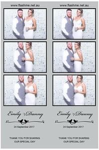 Emily & Danny's Wedding - 24 September 2017