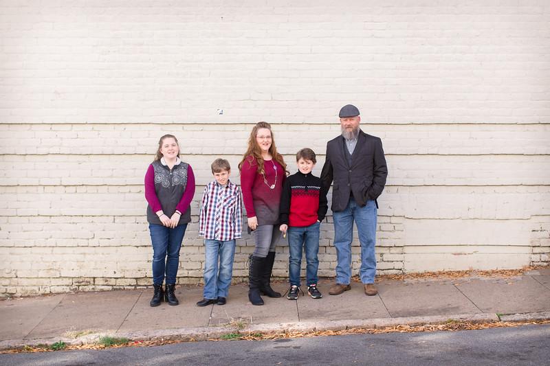 Crow Family Fall 2018