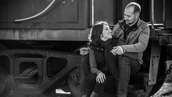 Chris and Heather | Engaged
