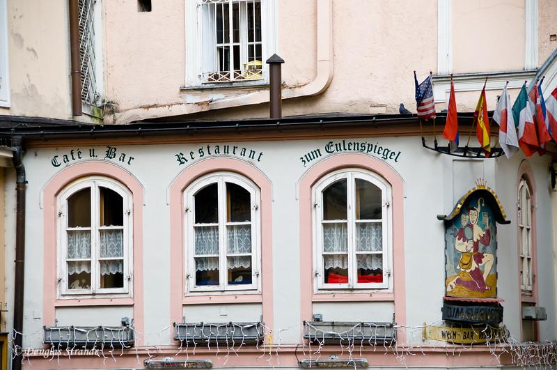 Cafe & Bar, Salzburg