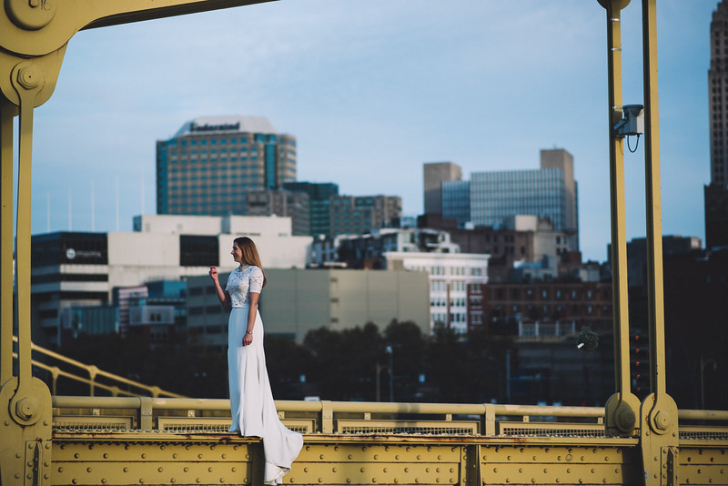 Pittsburgh Elopement Photographer - Monaco Bridge Downtown - Hadley-305.jpg