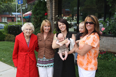 2011 Mothers Day Breakfast