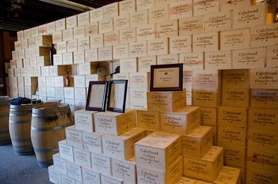 Cakebread Cellars Winery/Napa Valley/CA - August, 2015