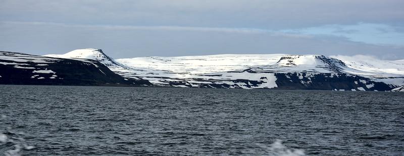 Kagrafell, Háaheiði, Hesteyri og kistufell