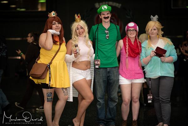 AnimeMidwest Day 3 (Sunday)
