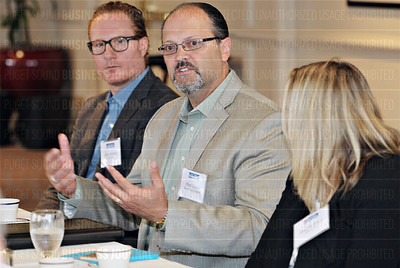Manufacturing industry leader meet with the Puget Sound Business Journal in exclusive roundtable discussion